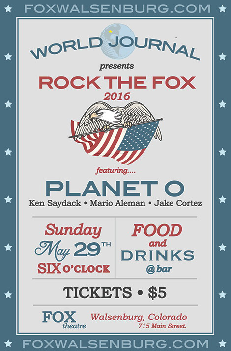 rock the fox
